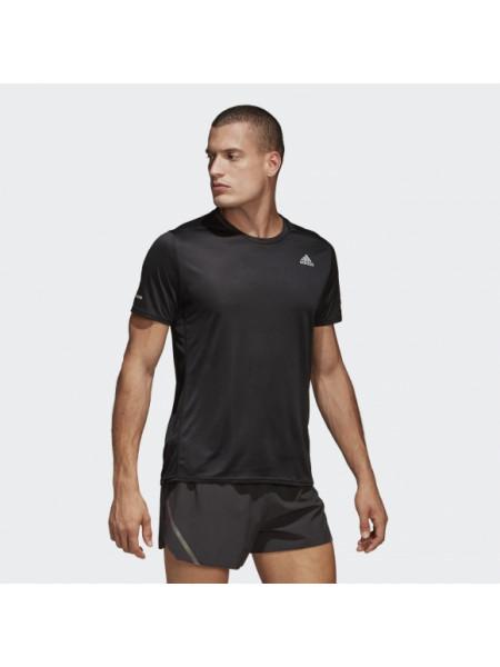 Футболка Adidas RUN TEE M black