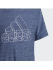 Футболка Adidas B A.R HTR TEE