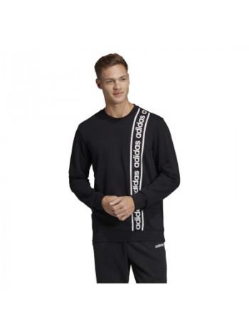 Джемпер Adidas M C90 BRD CREW BLACK/WHITE