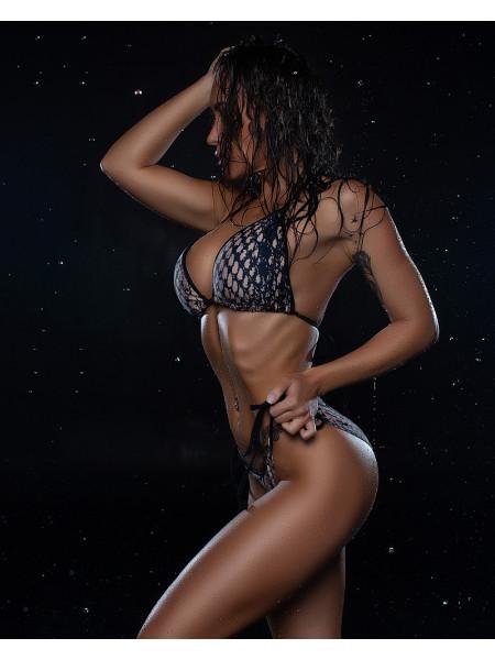 """Раздельный купальник Bona Fide: Bikini """"Cobra"""""""