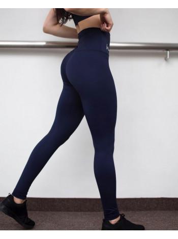 Лосины женские  BASIC DARK BLUE