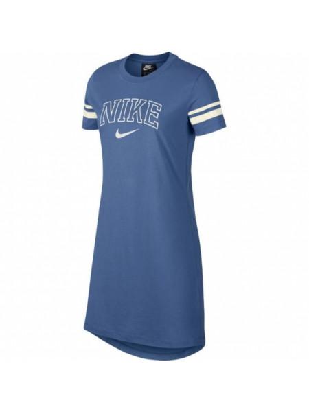 Платье Nike W NSW DRESS VRSTY