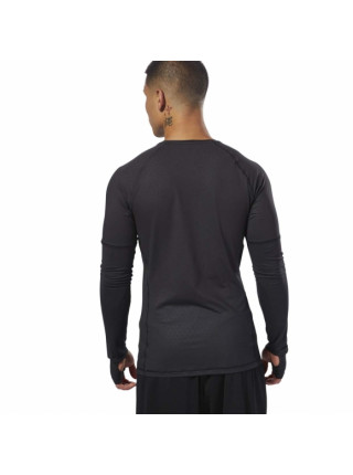 Футболка Reebok ThermoWarm LS Therm BLACK