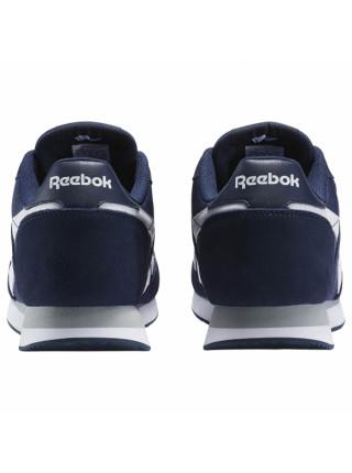 Кроссовки мужские REEBOK ROYAL CL JOG COLL NAVY/WHITE/GREY