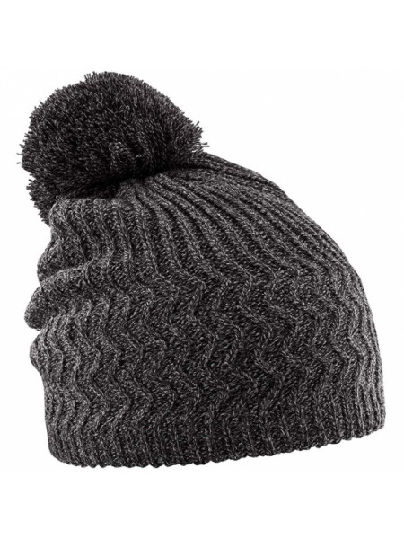 Шапка Salomon KUBA BEANIE Black