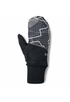 Перчатки-варежки женские Under Armour UA Convertible Glove Black