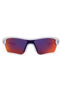 Очки солнцезащитные Under Armour UA MENACE SUNGLASSES-WHT