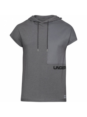 Толстовка Under Armour UA Pursuit SS Hooded Tee