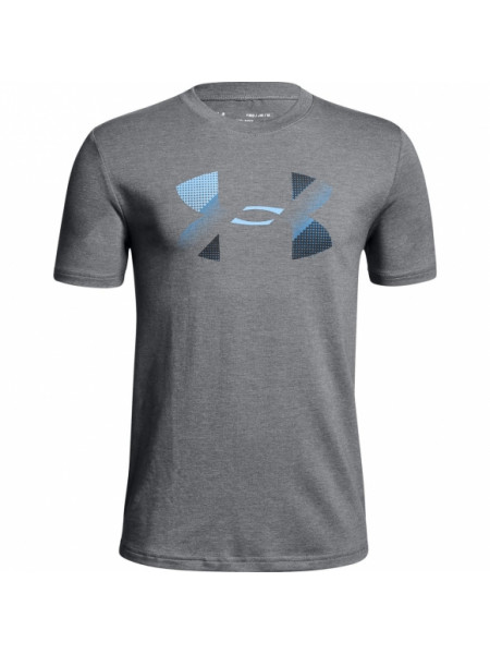 Футболка детская Under Armour Cotton Big Logo tee