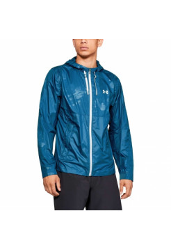 Ветровка Under Armour Prevail Wind Full Zip Hooded