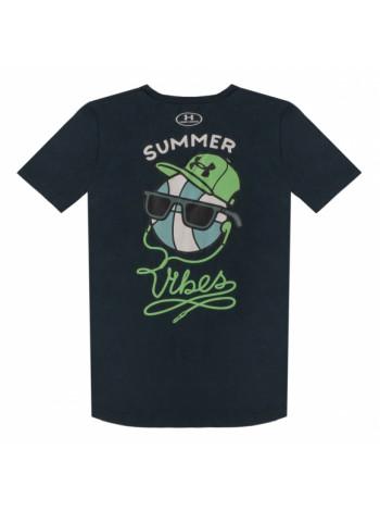 Футболка детская Under Armour Summer Vibes SS