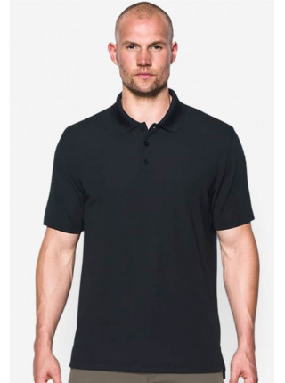 Поло Under Armour UA TAC PERFORMANCE POLO-BLK