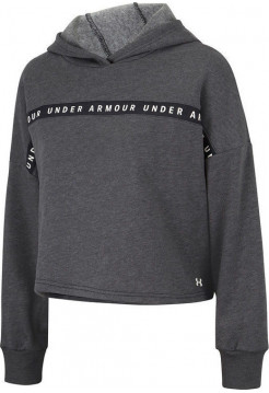 Толстовка Under Armour UA TAPED FLEECE HOODIE