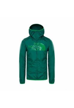 Ветровка The North Face M DRW PK WIND JKT NIGHT GREEN