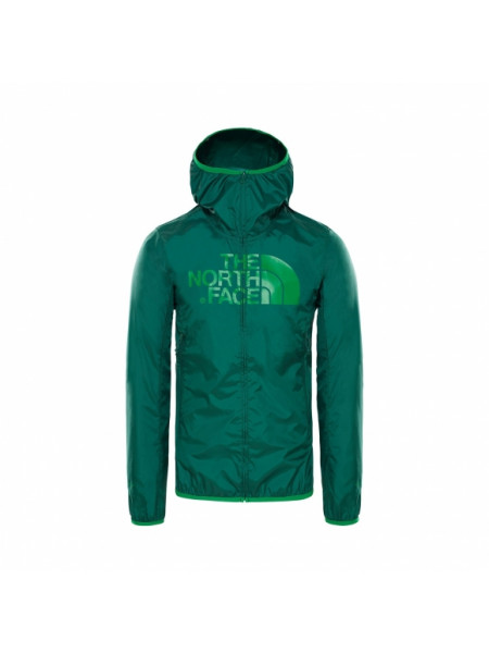 Ветровка The North Face M DRW PK WIND JKT NIGHT GREEN