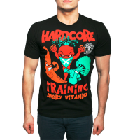 Футболка Hardcore Training Angry Vitamins