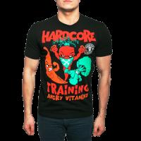 Футболка Hardcore Training Angry Vitamins