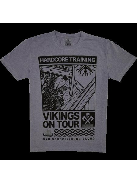 Футболка Hardcore Training Vikings On Tour