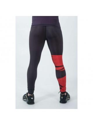 Bandage красный - штаны