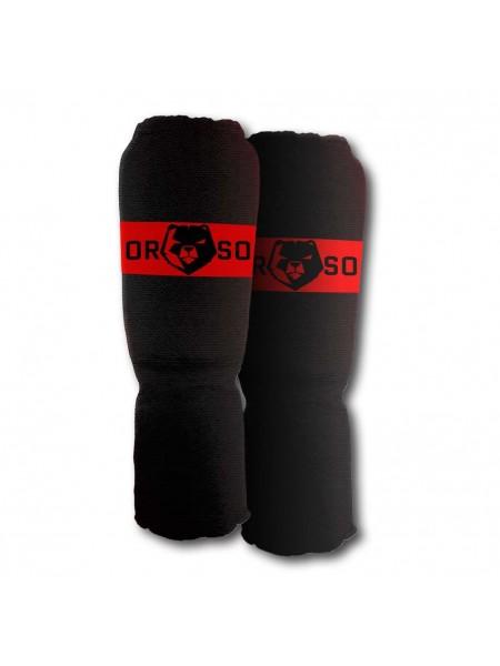 Защита на голень Orso Red
