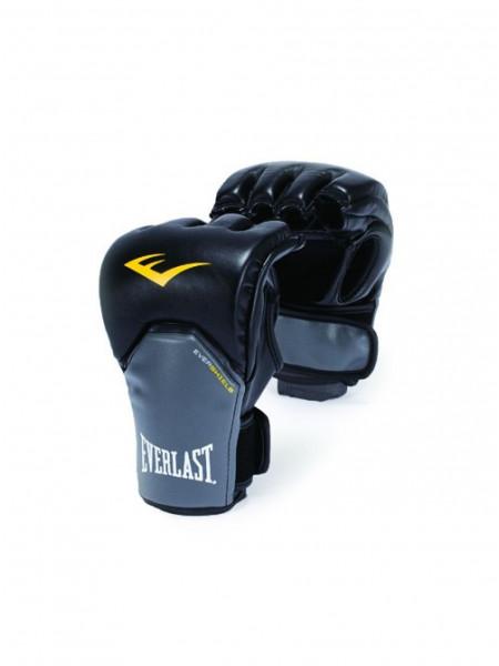 ПЕРЧАТКИ «EVERLAST MMA COMPETITION STYLE» ЧЕРНО-СЕРЫЕ