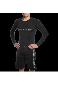 Рашгард Hardcore Training Black