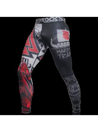 Компрессионные штаны Hardcore Training Viking 2.0